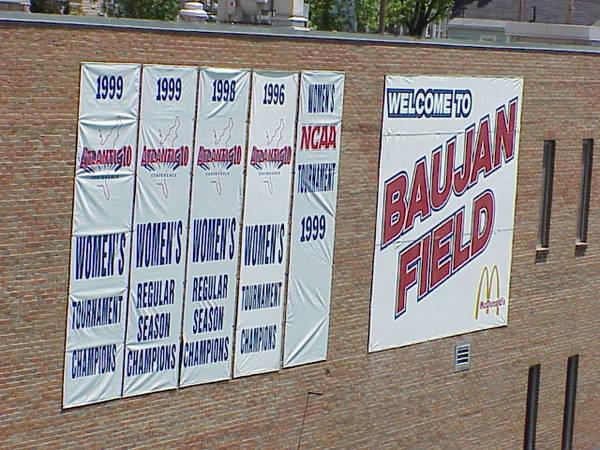 Old Baujan Field Banners