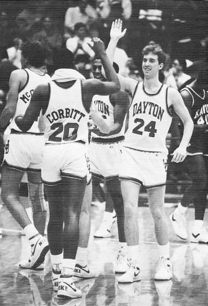 Anthony Corbitt and Teammates